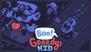 Boo! Greedy Kid cover