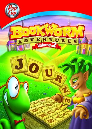 Bookworm Adventures: Volume 2 cover