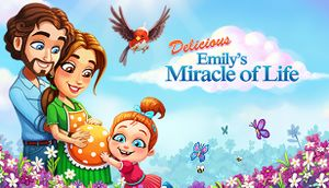 Delicious: Emily's Miracle of Life cover