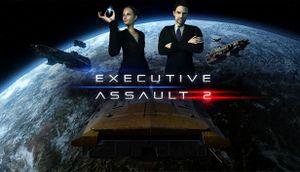 Executive Assault 2 cover