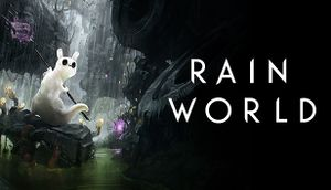 Rain World cover