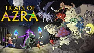 Trials of Azra cover