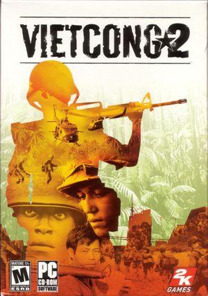 Vietcong 2 cover