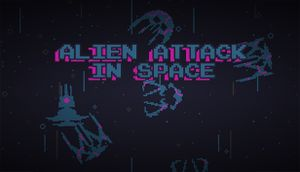 Alien Attack in Space cover