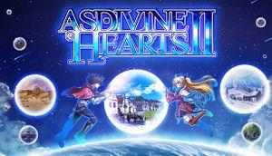 Asdivine Hearts II cover