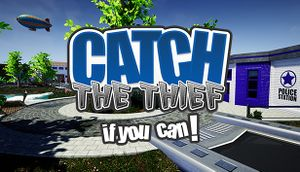 Catch the Thief, If you can! cover