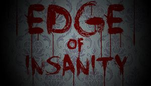 Edge of Insanity cover