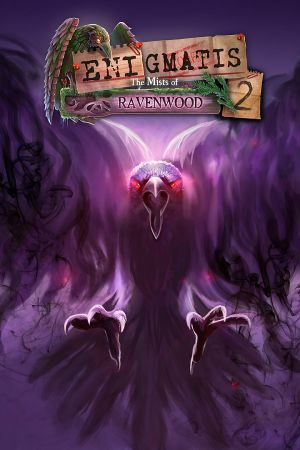 Enigmatis 2: The Mists of Ravenwood cover