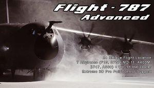 Flight 787 - Advanced cover
