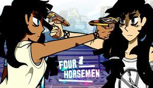 Four Horsemen cover