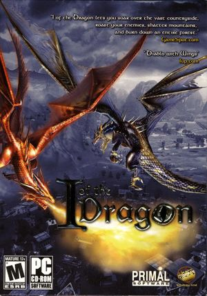 The I of the Dragon cover