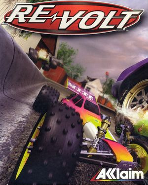Re-Volt cover
