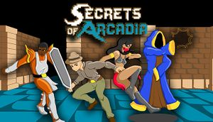 Secrets of Arcadia cover