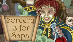 Sorcery Is for Saps cover