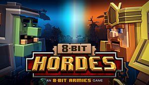 8-Bit Hordes cover