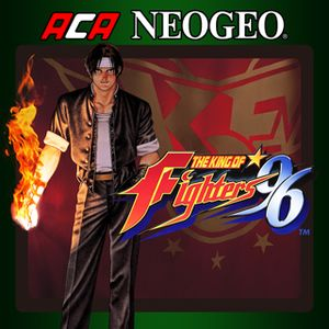 ACA NeoGeo The King of Fighters '96 cover