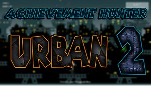 Achievement Hunter: Urban 2 cover