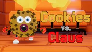 Cookies vs. Claus cover
