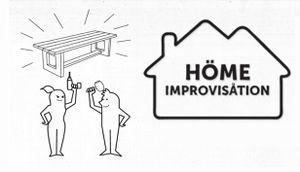 Home Improvisation: Furniture Sandbox cover