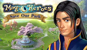 Magic Heroes: Save Our Park cover