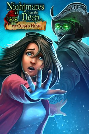 Nightmares from the Deep: The Cursed Heart cover