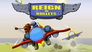 Reign of Bullets cover