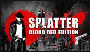 Splatter - Zombie Apocalypse cover