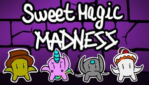 Sweet Magic Madness cover