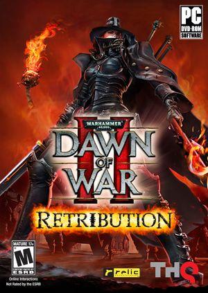 Dawn of War II: Retribution cover