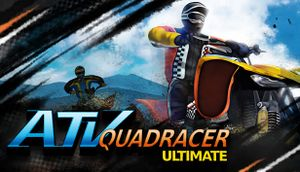 ATV Quadracer Ultimate cover