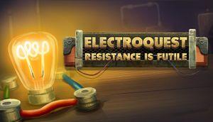 Electroquest: Resistance Is Futile cover