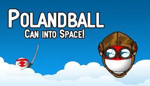 Polandball: Can into Space! cover