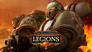 The Horus Heresy: Legions - PCGamingWiki PCGW - bugs, fixes