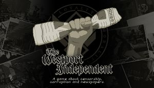 The Westport Independent cover