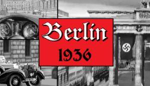 Berlin 1936 cover