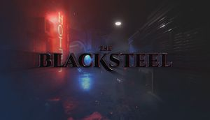 Black Steel cover