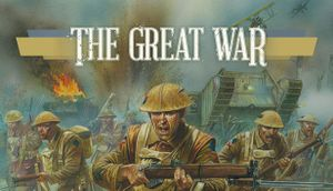 Commands & Colors: The Great War cover