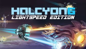 Halcyon 6: Lightspeed Edition cover