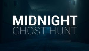 Midnight Ghost Hunt cover