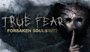 True Fear: Forsaken Souls Part 2 cover