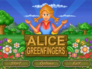 Alice Greenfingers cover
