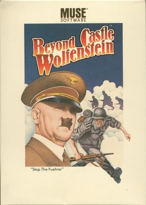 Beyond Castle Wolfenstein cover
