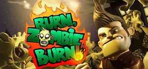 Burn Zombie Burn! cover