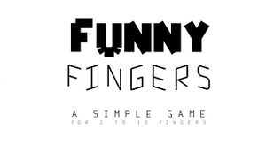 Funny Fingers cover