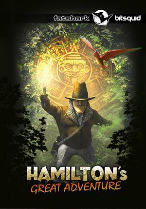 Hamilton's Great Adventure cover