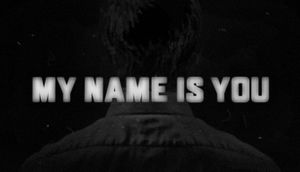 My Name is You cover