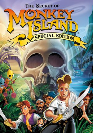 The Secret of Monkey Island: Special Edition cover