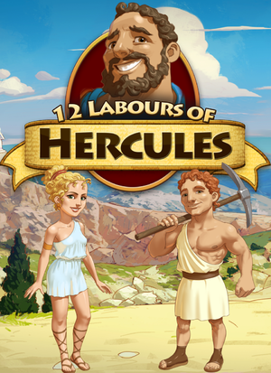 12 Labours of Hercules cover