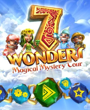 7 Wonders: Magical Mystery Tour cover