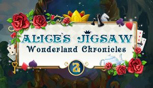 Alice's Jigsaw. Wonderland Chronicles 2 cover